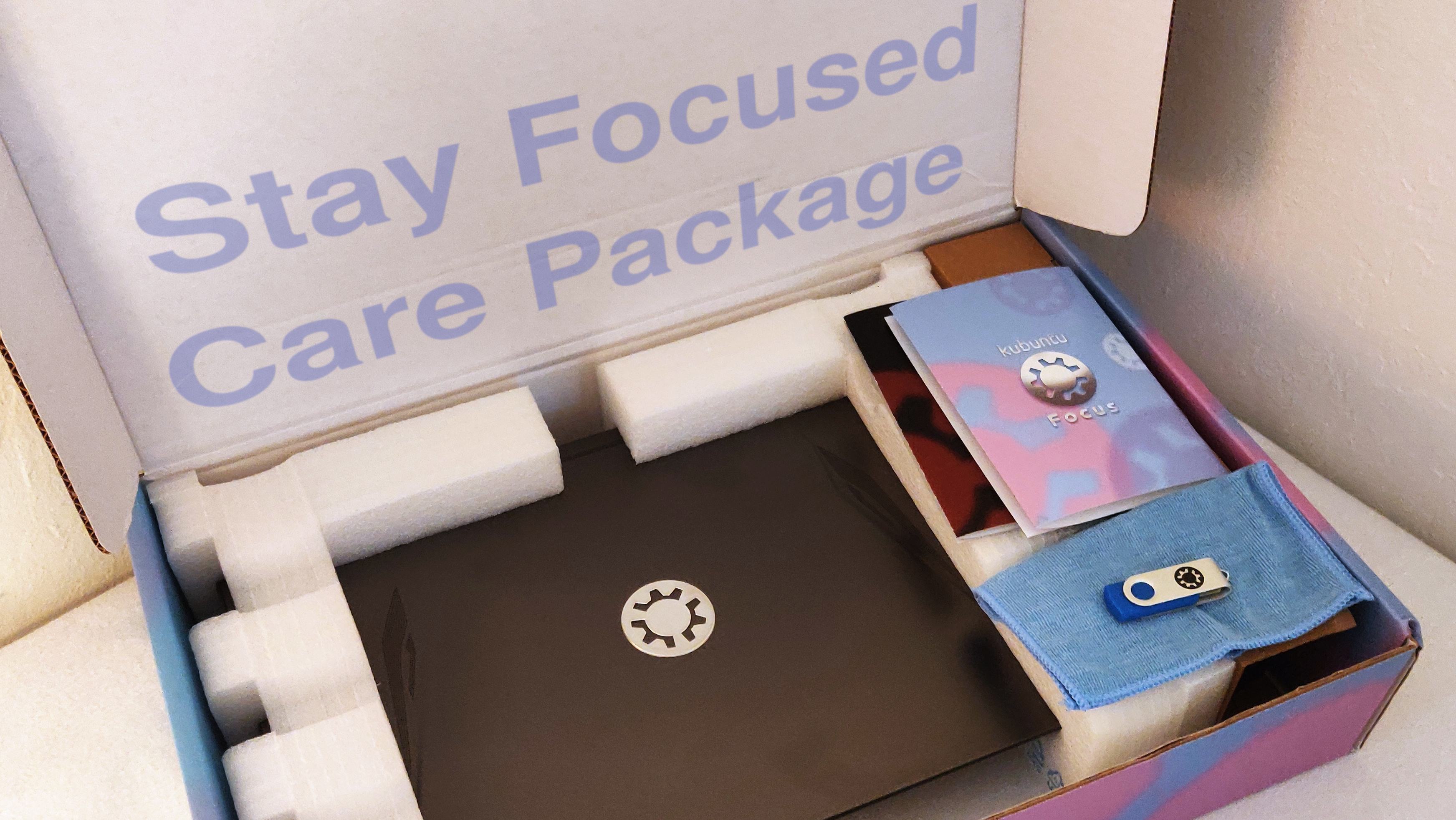 StayFocused Care Package